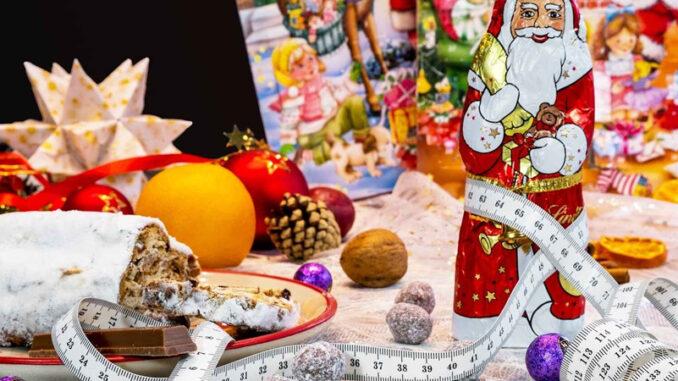 excesos de navidad