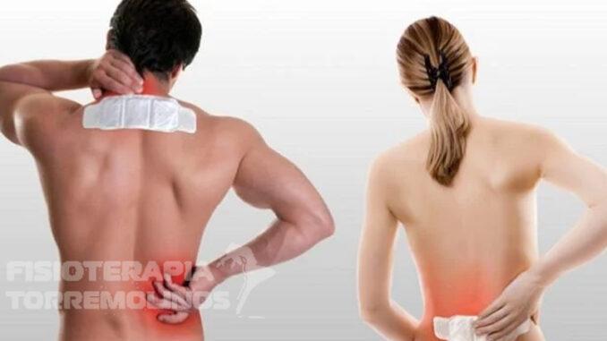 dolores musculares espalda